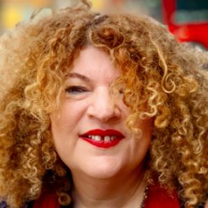 Photo of Judith Garfield