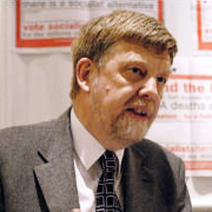 Photo of Dave Nellist