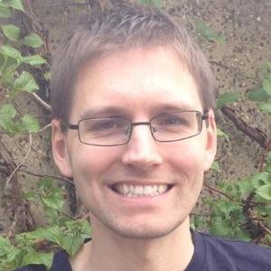 Photo of Luke Robinson