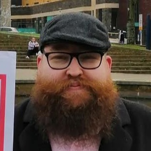 Photo of Gareth Bromhall