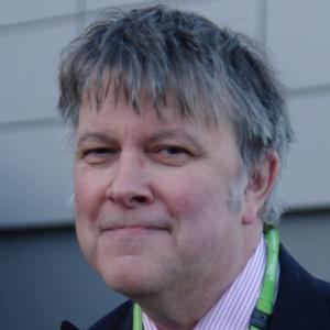 Photo of Keith Nigel Budden
