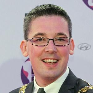 Photo of Niall Ó Donnghaile
