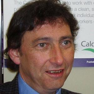 Photo of Paul Rogan