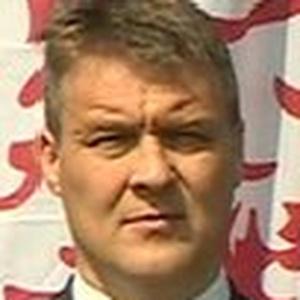 Photo of Steve Clegg