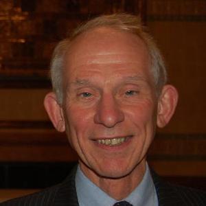 Photo of Peter Jeffrey Chapman
