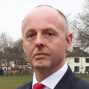 Photo of Francis Eldergill