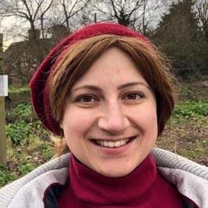 Photo of Ivana Novotna