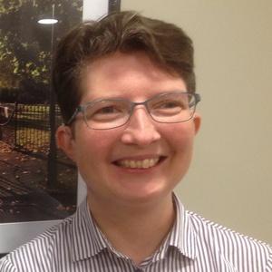 Photo of Angharad Roberts