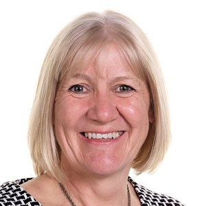 Photo of Sue Jeffrey