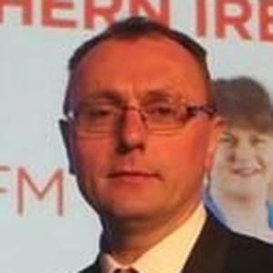 Photo of Keith Buchanan