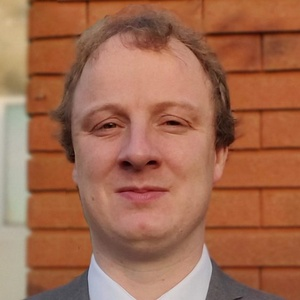 Photo of David Megson-Smith