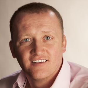 Photo of Iain McGill