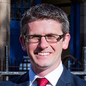 Photo of Gavin White