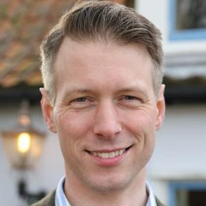 Photo of Aidan Van de Weyer