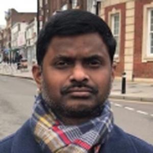 Photo of Chandra Muvvala