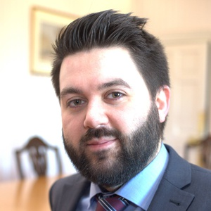 Photo of James McMordie
