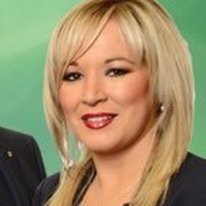 Photo of Michelle O'Neill