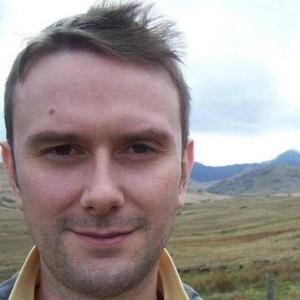 profile photo of Gareth Brown