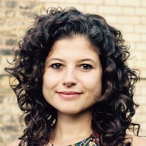 Photo of Charlotte Gerada