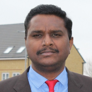 Photo of Ravi Venkatesh